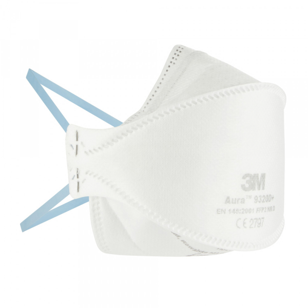 3M™ Aura™ Atemschutzmaske 9320 D+