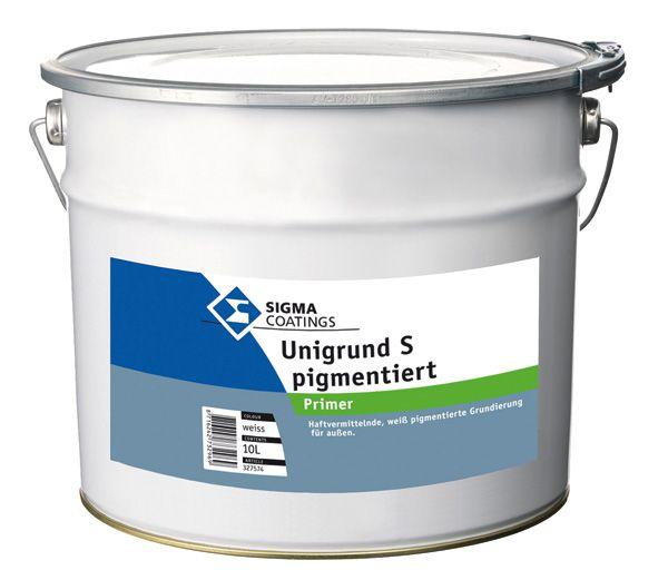 SIGMA Unigrund S pigmentiert