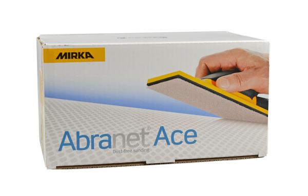 MIRKA Abranet® Ace Schleifstreifen 70 x 125 mm Klett, 50er Pack