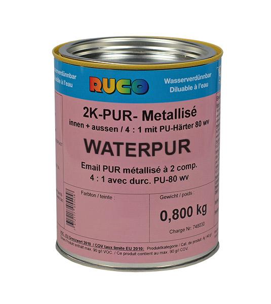 RUCO WATERPUR 2K-Metalliclack