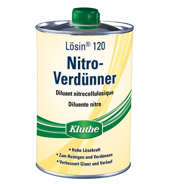 KLUTHE Lösin® 120 Nitro-Verdünner 3 LTR