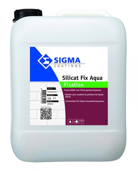 SIGMA Silicat Fix Aqua weiss 10 LTR