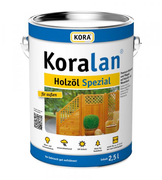 KORA Koralan® Holzöl Spezial für außen