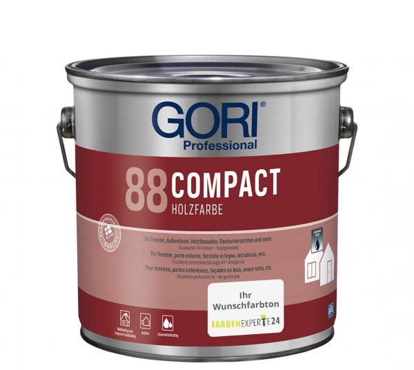 GORI 88 COMPACT Holzfarbe
