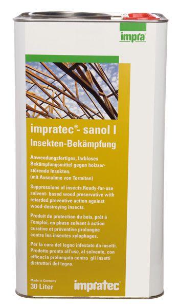 IMPRA impratec®-sanol I Insekten-Bekämpfung
