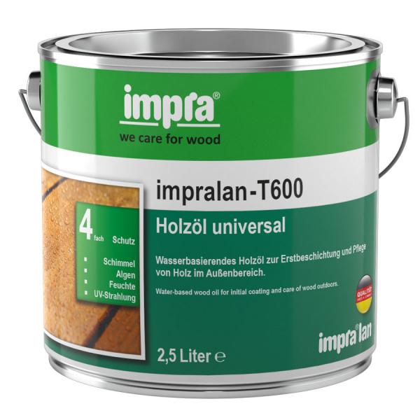 IMPRA impra®lan-Holzöl Universal T600