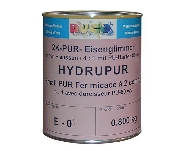 RUCO HYDRUPUR 2K-Eisenglimmer