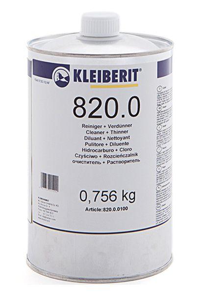 KLEIBERIT 820.0 Reiniger + Verdünner toluolfrei