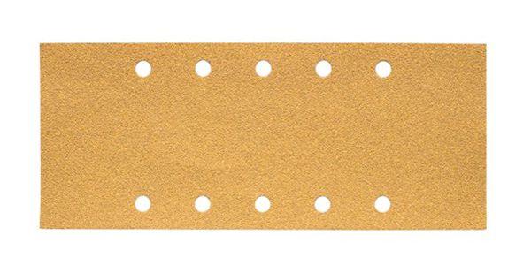 MIRKA GOLD Streifen 115 x 280 mm, gelocht
