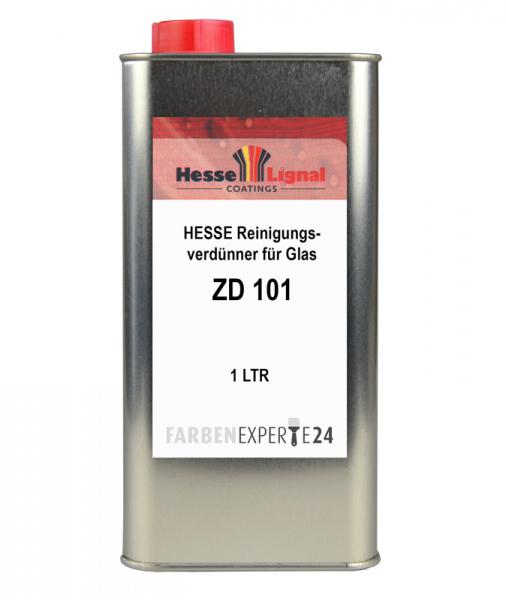 HESSE Reinigungsverdünner ZD 101 für Glas, 1 LTR