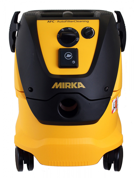 MIRKA Industrie-Staubsauger 1230 Staubklasse L AFC 230 V