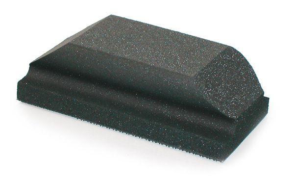 MIRKA Handblock ohne Absaugung 70 x 125 mm Klett