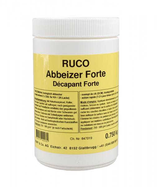 RUCO Abbeizer Forte