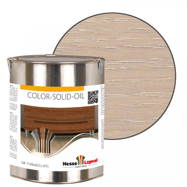 HESSE COLOR-SOLID-OIL GB 11252-Farbton matt 1 LTR