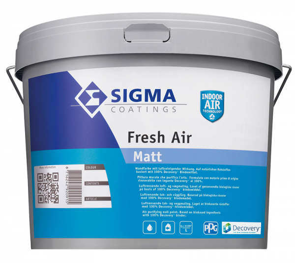 SIGMA Fresh Air matt