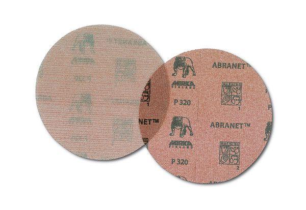 MIRKA ABRANET® Schleifscheiben Ø 77 mm, 50er Pack