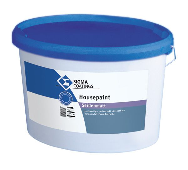 SIGMA Housepaint Fassadenfarbe