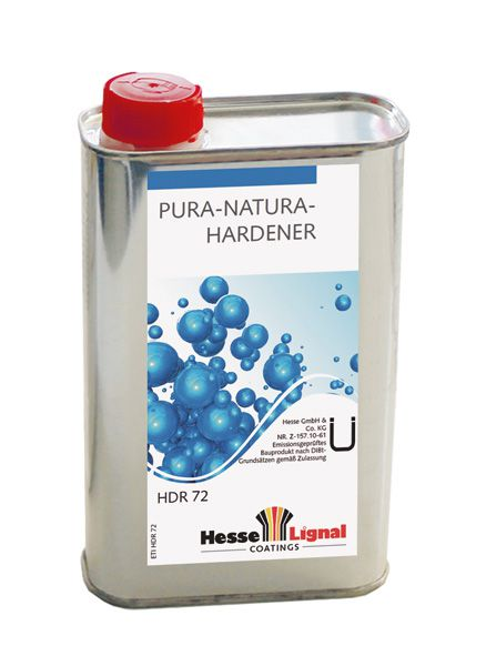 HESSE PURA-NATURA Härter HDR 72 0,45 LTR