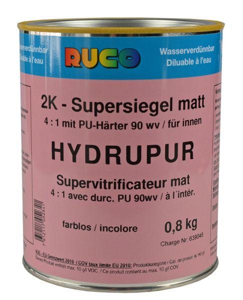 RUCO HYDRUPUR 2K-Supersiegel matt, farblos