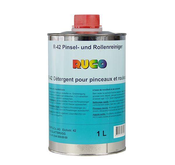 RUCO R-42 Pinsel- und Rollenreiniger