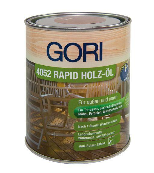 GORI 4052 Rapid Holz-Öl