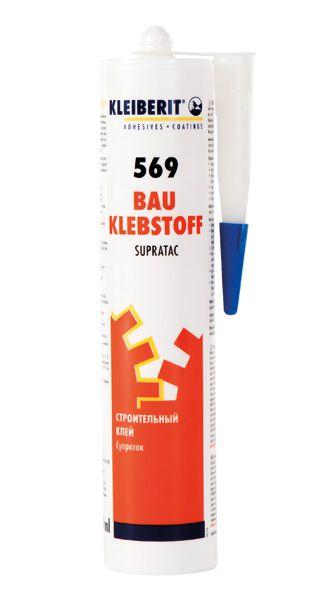 KLEIBERIT 569.0 1K-PUR-Klebstoff, 12er Pack
