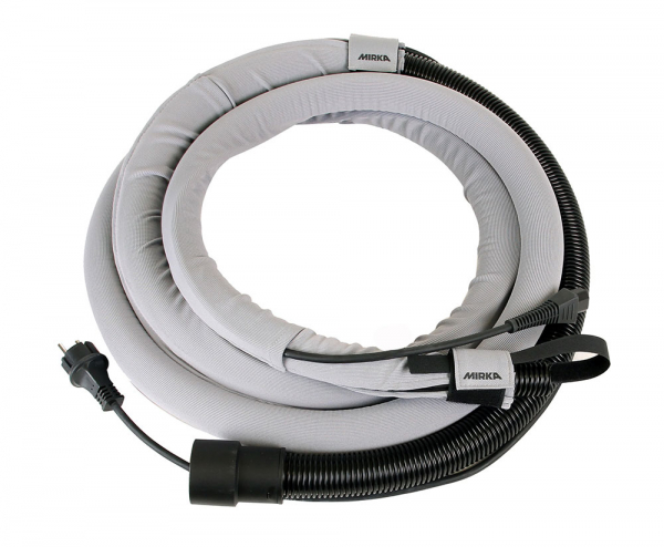 MIRKA Manschette-Kit, Kabel CE 230V + Schlauch 4 m