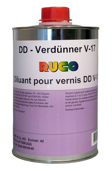 RUCO V-17 DD-Verdünner