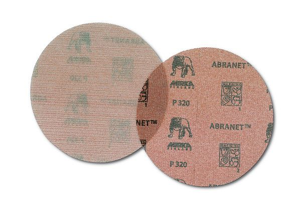 MIRKA ABRANET® Schleifscheiben Ø 34 mm, 50er Pack