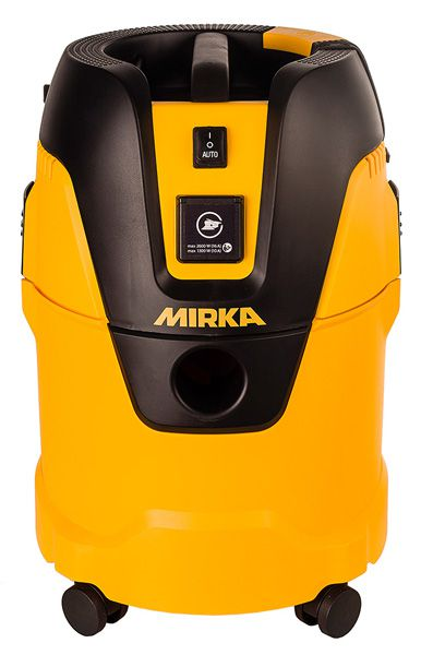 MIRKA Industrie-Staubsauger 1025 L Staubklasse L P&C 230V