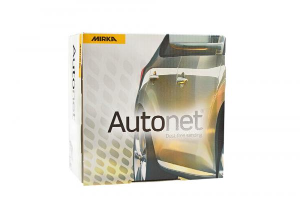 MIRKA Autonet® Schleifscheiben Ø 150 mm Klett, 50er Pack