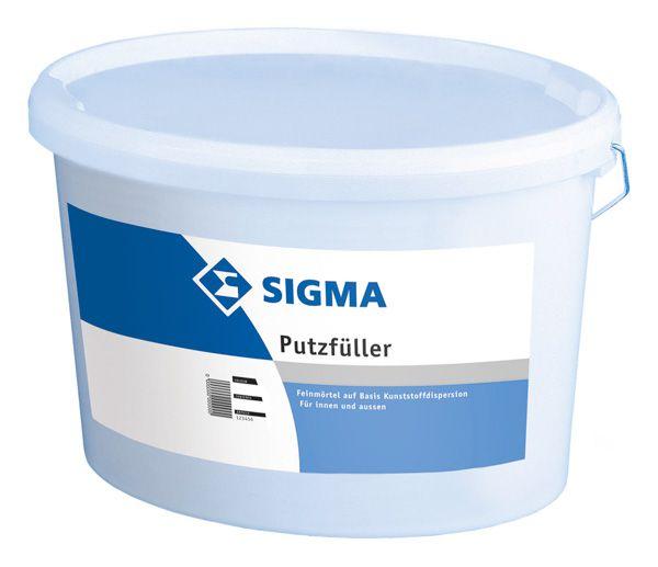 SIGMA Putzfüller faserverstärkt