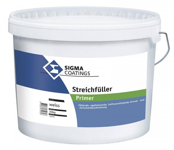 SIGMA Streichfüller weiss 20 KG