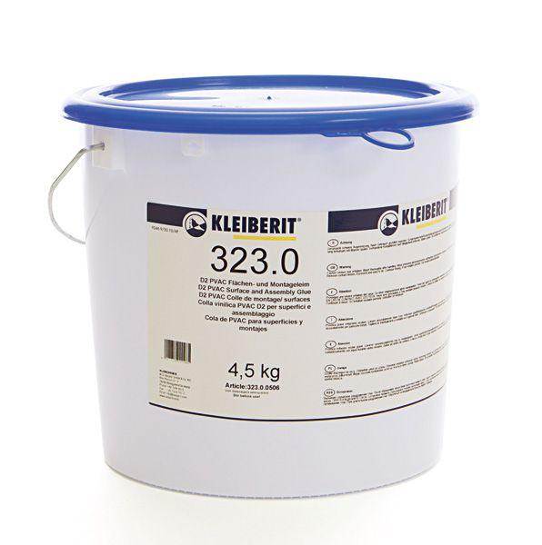 KLEIBERIT 323.0 D2 PVAC Flächen- und Montageleim