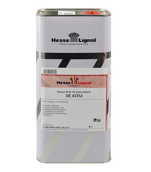HESSE 1K-PUR Siegel DE 4331-Glanzgrad 5 LTR