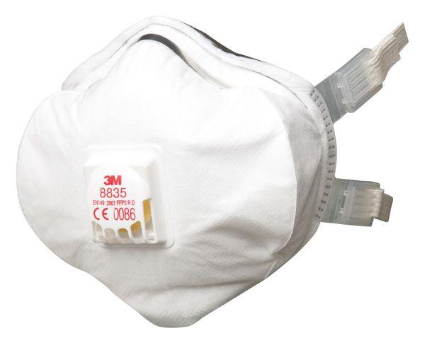 3M™ Atemschutzmaske 8835+ FFP3 R
