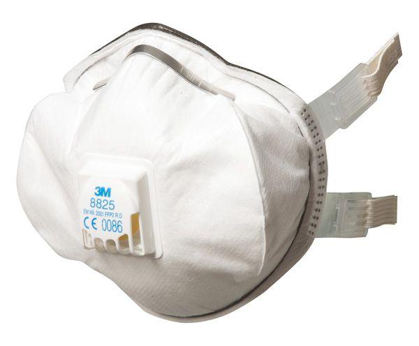 3M™ Atemschutzmaske 8825+ FFP2 R