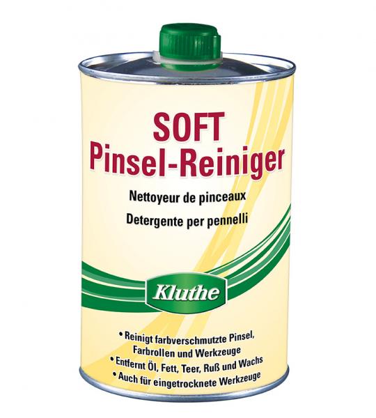 KLUTHE SOFT Pinsel-Reiniger