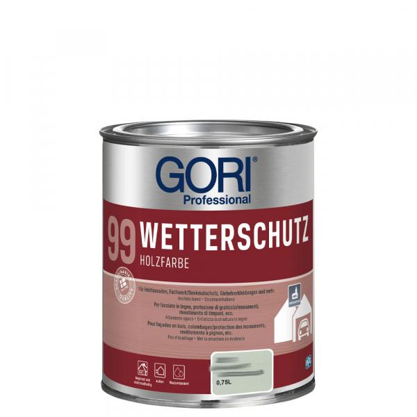 GORI 99 WETTERSCHUTZ Holzfarbe