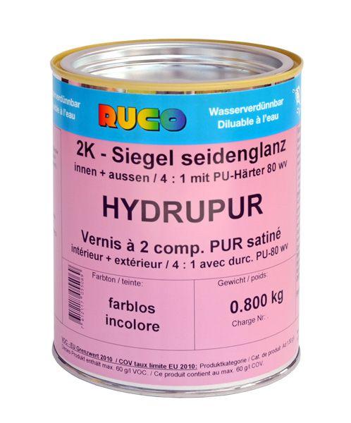 RUCO HYDRUPUR 2K-Siegel