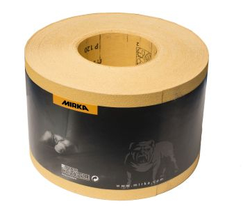 MIRKA Gold ProFlex Rollen 115 mm x 50 m