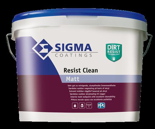 SIGMA Resist Clean Matt
