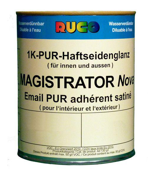 RUCO MAGISTRATOR Nova 1K-PUR-Acryl Decklack seidenglänzend