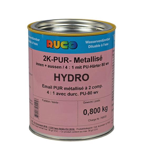 RUCO HYDRO 2K-Metalliclack