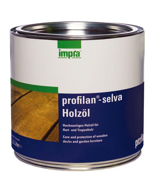 IMPRA profilan®-selva Holzöl