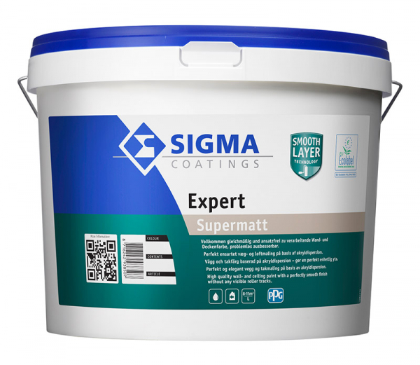 SIGMA Expert supermatt