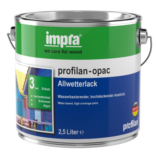 IMPRA profilan®-opac Allwetterlack