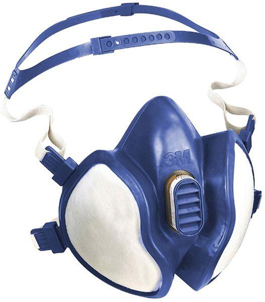 3M™ Atemschutzmaske 4251 FFA1P2D