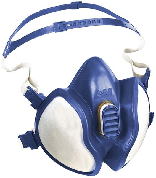 3M™ Atemschutzmaske 4255 FFA2P3D