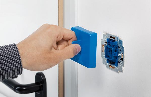 STORCH PowerCover Steckdosen- und Schalter-Einsatz Abdeckung